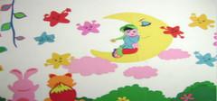 幼儿园墙面布置图片 幼儿园墙面设计要点