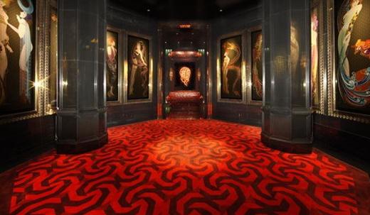 风格各异的地毯品牌