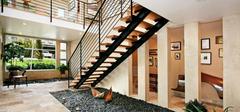 铁艺楼梯的保养小窍门