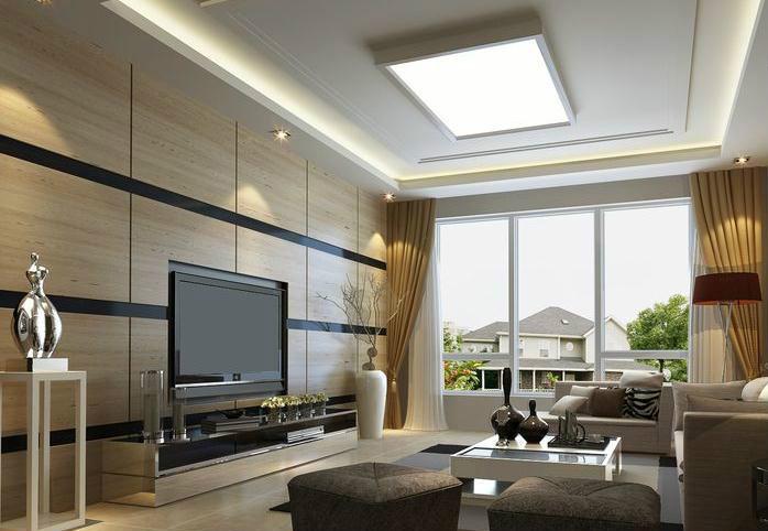 灯具与客厅是否匹配