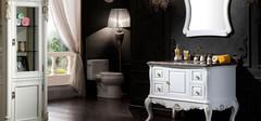 欧式浴室柜是如何安装的,适宜的高度是多少?