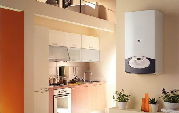 燃气壁挂炉作为取暖设备的优势