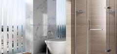 卫生间淋浴房尺寸,各方面介绍!