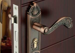 防盗门锁选购方法