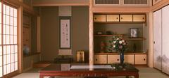 日式风格装修,低矮清新!