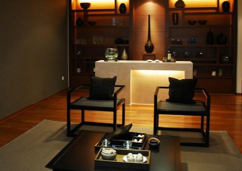 中式风格家居效果图