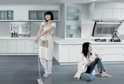 厨柜门板效果图