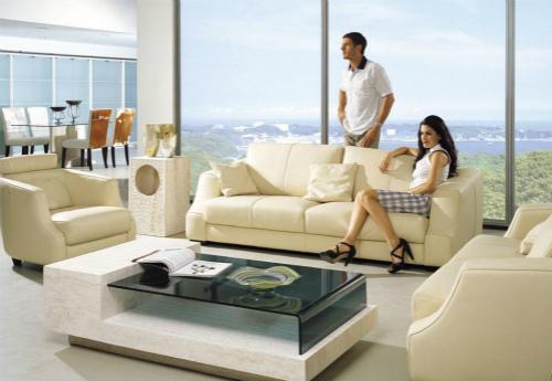 布艺沙发效果图