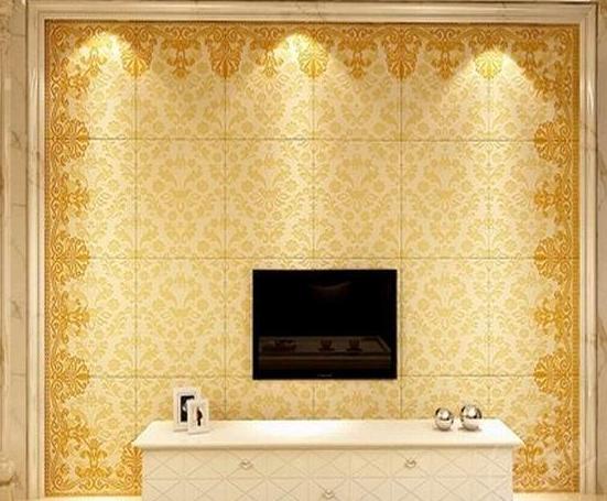 瓷砖背景墙效果图