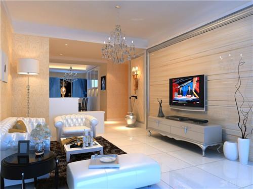 家装电视背景墙的注意事项