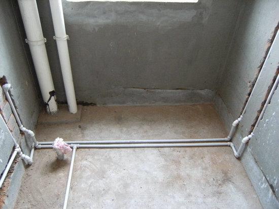 水电改造常见猫腻之水管管件不成套