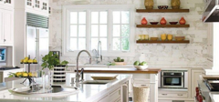 4厨房装修案例方案 让厨房空间也变得清凉