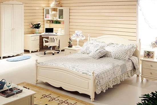 田园风格的卧室设计
