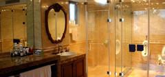 卫生间隔断材料分别有哪些?