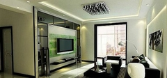 电视墙材质大比拼