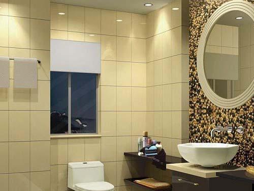 瓷砖贴图之复古卫生间墙地面瓷砖贴图