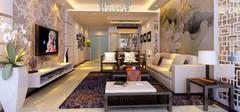 沙发背景墙的改造,新型的沙发背景墙设计