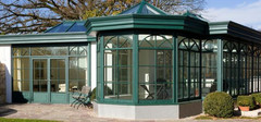 阳光房的装修设计风格效果图欣赏