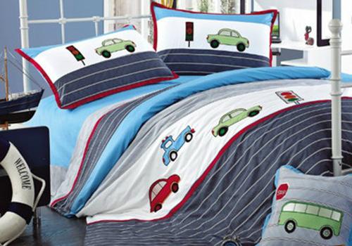 床上用品效果图