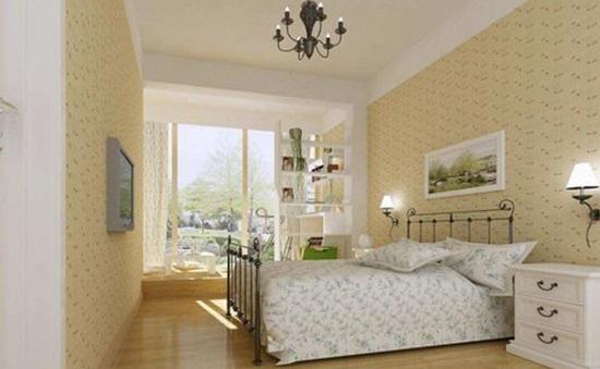 田园风格强袭卧室