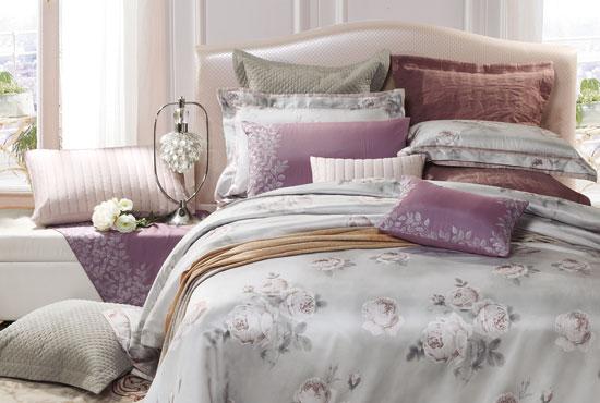 罗莱家纺床上用品套件怎么样--看款式