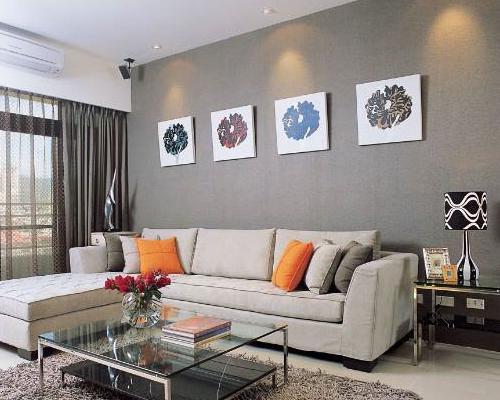 装饰板实现沙发背景墙改造计划