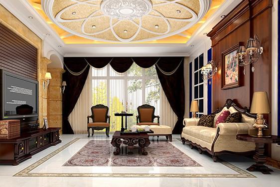 瓷砖设计风格和特点