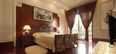 卧室窗帘集锦,不同风格的卧室窗帘介绍