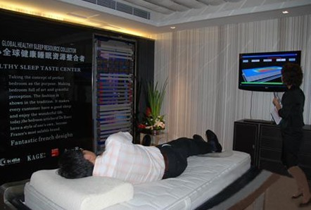 看枕高和支撑性能