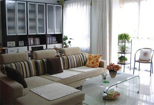 客厅沙发色彩调试之颜色与风格的搭配
