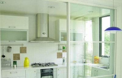 玻璃隔断保养方法