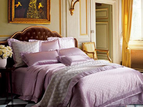 罗莱家纺床上用品套件怎么样--看材质