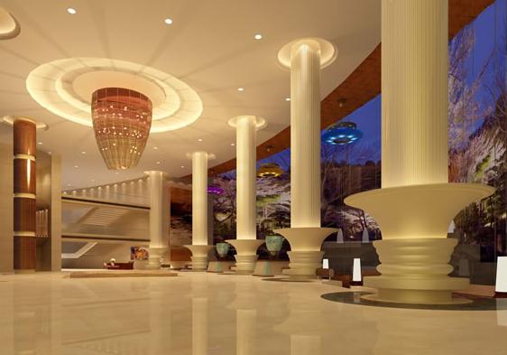 酒店装修效果图