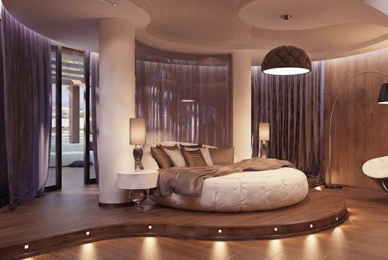 卧室设计要方便