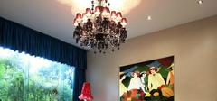 选择客厅灯具的要点有哪些?