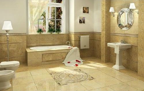 诺贝尔瓷砖效果图