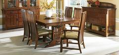 选购实木餐桌椅的技巧有哪些?