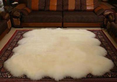 羊毛地毯的正确清洁方法