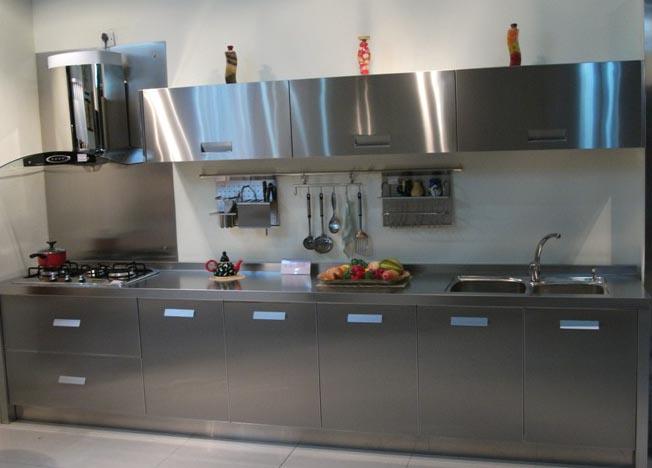 不锈钢厨柜的优点