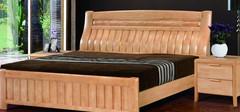 实木床什么材质好,选购实木床必读