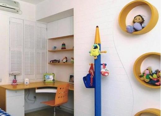 儿童房间布置攻略