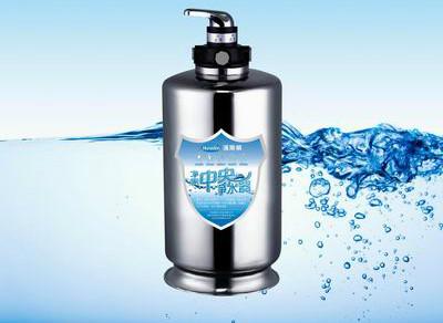 了解净水器功能