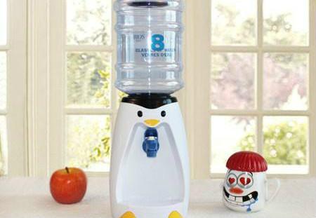 饮水机的清洗方法