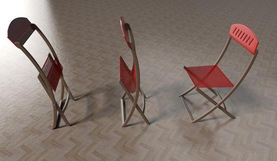 折叠椅可以为我们带来哪些好处