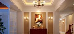 玄关有几种常见门厅?玄关装修效果图欣赏