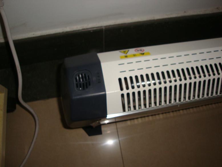 可调节输出热量