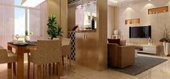客厅隔断的设计方案有哪些?