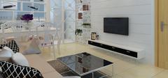 4款小户型现代风格客厅效果图 独爱精美