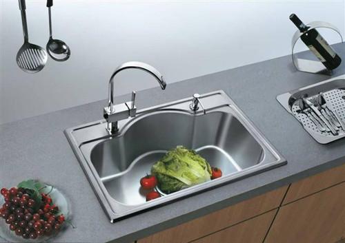 不锈钢水槽尺寸之材质选择