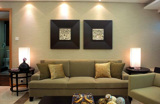巧妙布置客厅家具